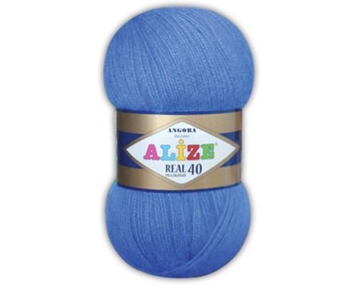 Пряжа Alize Angora Real 40 Ализе Ангора Реал 40 купить на официальном сайте 3motka.ru недорого по невысоким ценам, со скидками по оптовым ценам дешево в магазине ТРИ Мотка
