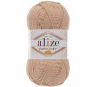 Пряжа Alize Cotton Baby Soft Ализе Котон Беби Софт купить на официальном сайте 3motka.ru недорого по невысоким ценам, со скидками по оптовым ценам дешево в магазине ТРИ Мотка