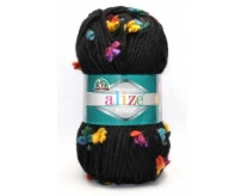 Пряжа Alize Maxi Flower Ализе Макси Флоуер купить на официальном сайте 3motka.ru недорого по невысоким ценам, со скидками по оптовым ценам дешево в магазине ТРИ Мотка