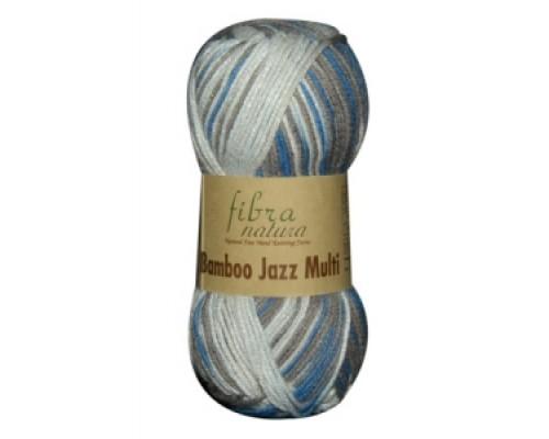 Пряжа Fibra Natura Bamboo Jazz Multi  Фибра Натура Бамбу Джаз Мулти  купить на официальном сайте 3motka.ru недорого по невысоким ценам, со скидками по оптовым ценам дешево в магазине ТРИ Мотка