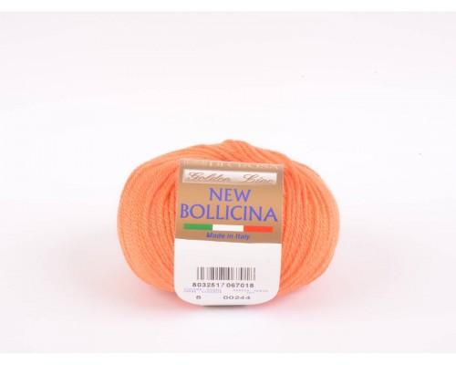 Filatura Di Crosa New Bollicino (30% Кашемир 40% Шерсть 30% Шёлк, 25гр/100м)