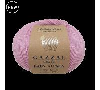 Пряжа Gazzal Baby Alpaca Газзал Беби Альпака купить на официальном сайте 3motka.ru недорого по невысоким ценам, со скидками по оптовым ценам дешево в магазине ТРИ Мотка