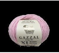 Пряжа Gazzal Baby Wool Xl Газзал Беби Вул XL купить на официальном сайте 3motka.ru недорого по невысоким ценам, со скидками по оптовым ценам дешево в магазине ТРИ Мотка