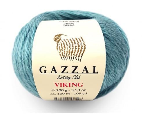 Пряжа Gazzal Viking Газзал Викинг купить на официальном сайте 3motka.ru недорого по невысоким ценам, со скидками по оптовым ценам дешево в магазине ТРИ Мотка