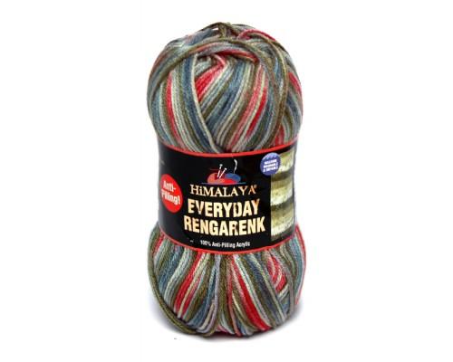 Himalaya Everyday Rengarenk (100% Акрил Антипиллинг, 100гр/250м)