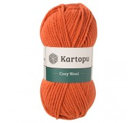 Пряжа Kartopu Cozy Wool Картопу Кози Вул купить на официальном сайте 3motka.ru недорого по невысоким ценам, со скидками по оптовым ценам дешево в магазине ТРИ Мотка