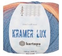 Пряжа Kartopu Kramer Lux Картопу Крамер Люкс купить на официальном сайте 3motka.ru недорого по невысоким ценам, со скидками по оптовым ценам дешево в магазине ТРИ Мотка