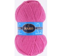 Пряжа Nako Alaska Nako Нако Аляска Нако купить на официальном сайте 3motka.ru недорого по невысоким ценам, со скидками по оптовым ценам дешево в магазине ТРИ Мотка