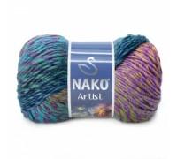 Пряжа Nako Artist Нако Артист купить на официальном сайте 3motka.ru недорого по невысоким ценам, со скидками по оптовым ценам дешево в магазине ТРИ Мотка