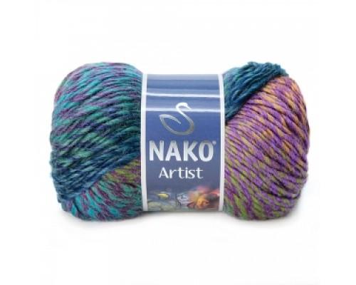 Nako Artist (65% Акрил 35% Шерсть, 100гр/150м)