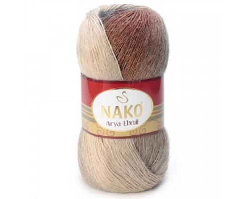 Пряжа Nako Arya Ebruli Нако Ария Ебрули купить на официальном сайте 3motka.ru недорого по невысоким ценам, со скидками по оптовым ценам дешево в магазине ТРИ Мотка