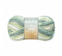Пряжа Nako Calico Jakar Нако Cалико Джакар купить на официальном сайте 3motka.ru недорого по невысоким ценам, со скидками по оптовым ценам дешево в магазине ТРИ Мотка