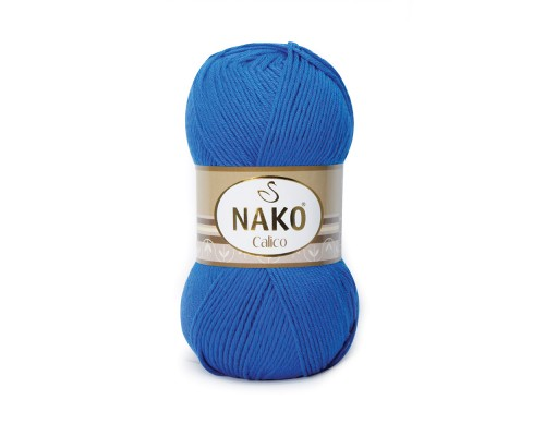 Nako Calico (50% Акрил Премиум 50% Хлопок, 100гр/245м)