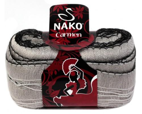 Пряжа Nako Carmen Нако Кармен купить на официальном сайте 3motka.ru недорого по невысоким ценам, со скидками по оптовым ценам дешево в магазине ТРИ Мотка