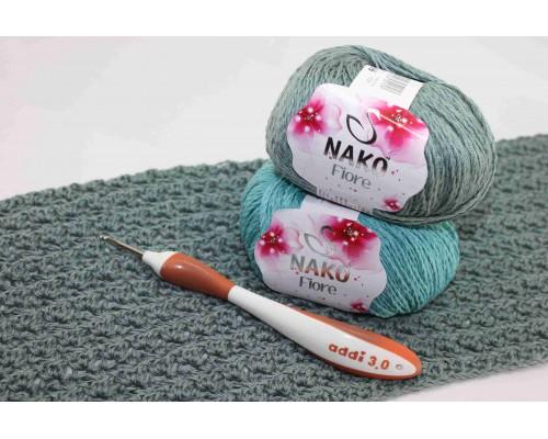 Пряжа Nako Fiore Нако Фиоре купить на официальном сайте 3motka.ru недорого по невысоким ценам, со скидками по оптовым ценам дешево в магазине ТРИ Мотка