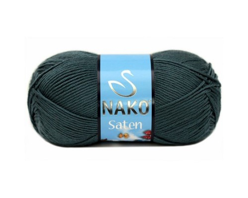 Пряжа Nako Saten Нако Сатен купить на официальном сайте 3motka.ru недорого по невысоким ценам, со скидками по оптовым ценам дешево в магазине ТРИ Мотка