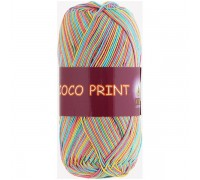 Пряжа Vita Cotton Coco Print Вита Коттон Коко Принт купить на официальном сайте 3motka.ru недорого по невысоким ценам, со скидками по оптовым ценам дешево в магазине ТРИ Мотка