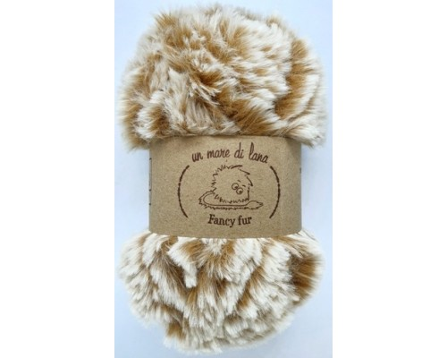 Wool Sea Fancy Fur (100% Полиэстер, 50гр/33м)