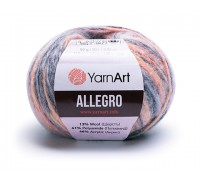 Пряжа YarnArt Allegro Ярнарт Аллегро купить на официальном сайте 3motka.ru недорого по невысоким ценам, со скидками по оптовым ценам дешево в магазине ТРИ Мотка