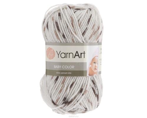 Пряжа YarnArt Baby Color Ярнарт Беби Колор купить на официальном сайте 3motka.ru недорого по невысоким ценам, со скидками по оптовым ценам дешево в магазине ТРИ Мотка