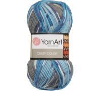 Пряжа YarnArt Crazy Color Ярнарт Крейзи Колор купить на официальном сайте 3motka.ru недорого по невысоким ценам, со скидками по оптовым ценам дешево в магазине ТРИ Мотка