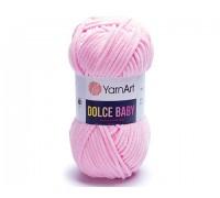 Пряжа YarnArt Dolce Baby Ярнарт Дольче Беби купить на официальном сайте 3motka.ru недорого по невысоким ценам, со скидками по оптовым ценам дешево в магазине ТРИ Мотка