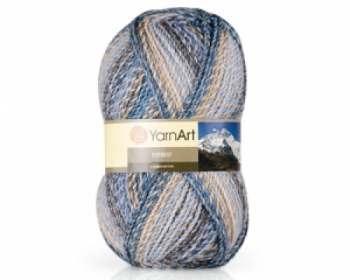 Пряжа YarnArt Everest Ярнарт Эверест купить на официальном сайте 3motka.ru недорого по невысоким ценам, со скидками по оптовым ценам дешево в магазине ТРИ Мотка