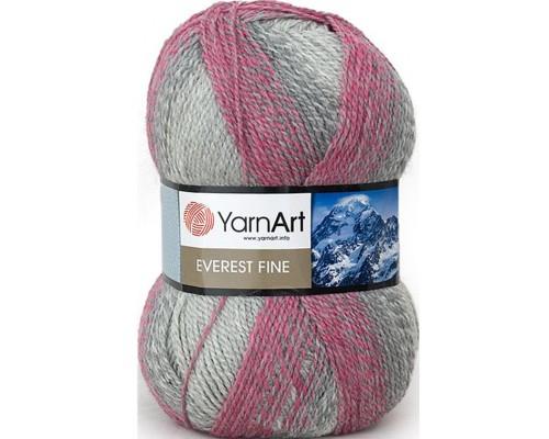 Пряжа YarnArt Everest Fine Ярнарт Эверест Файн купить на официальном сайте 3motka.ru недорого по невысоким ценам, со скидками по оптовым ценам дешево в магазине ТРИ Мотка