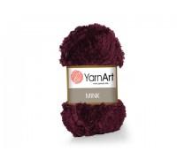 Пряжа YarnArt Mink Ярнарт Минк купить на официальном сайте 3motka.ru недорого по невысоким ценам, со скидками по оптовым ценам дешево в магазине ТРИ Мотка