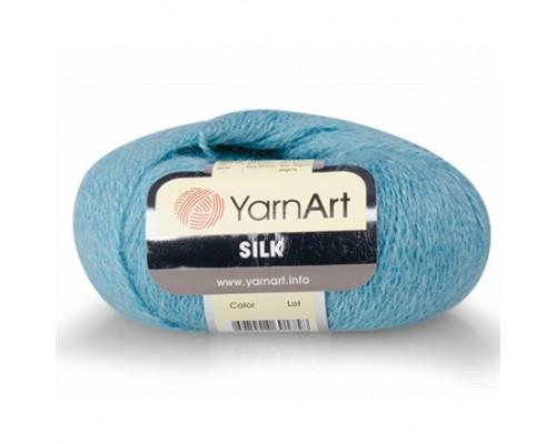 Пряжа YarnArt Silk Ярнарт Силк купить на официальном сайте 3motka.ru недорого по невысоким ценам, со скидками по оптовым ценам дешево в магазине ТРИ Мотка