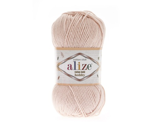 Alize Cotton Gold Hobby (55% Xлопок, 45% Aкрил, 50 гр/165 м)