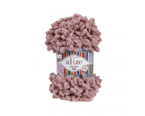 Пряжа Alize Puffy Fine Ализе Пуффи Файн купить на официальном сайте 3motka.ru недорого по невысоким ценам, со скидками по оптовым ценам дешево в магазине ТРИ Мотка