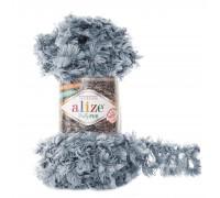 Пряжа Alize Puffy Fur Ализе Пуффи Фур купить на официальном сайте 3motka.ru недорого по невысоким ценам, со скидками по оптовым ценам дешево в магазине ТРИ Мотка