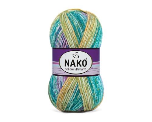 Пряжа Nako NakolenDreams Нако НаколенДримс купить на официальном сайте 3motka.ru недорого по невысоким ценам, со скидками по оптовым ценам дешево в магазине ТРИ Мотка