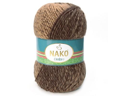 Пряжа Nako Ombre  Нако Омбре  купить на официальном сайте 3motka.ru недорого по невысоким ценам, со скидками по оптовым ценам дешево в магазине ТРИ Мотка