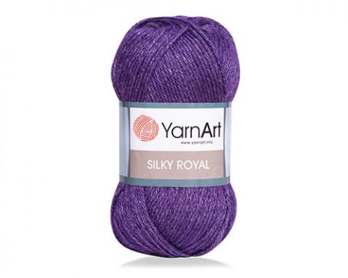 Пряжа YarnArt Silky royal  Ярнарт Силк Роял  купить на официальном сайте 3motka.ru недорого по невысоким ценам, со скидками по оптовым ценам дешево в магазине ТРИ Мотка